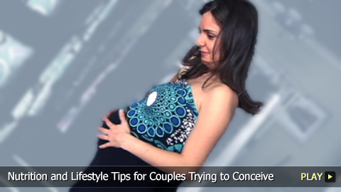 Nutrition and Lifestyle Tips for Couples Trying to Conceive