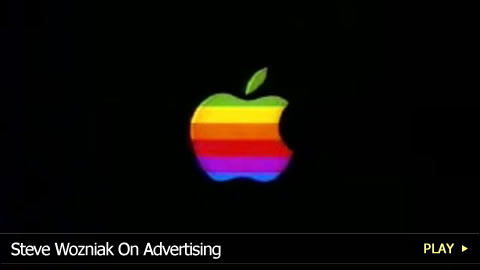 Steve Wozniak On Advertising
