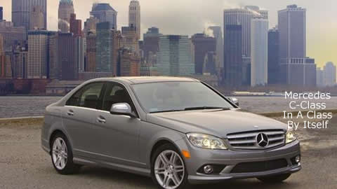 Video Profile: Mercedes-Benz C-Class