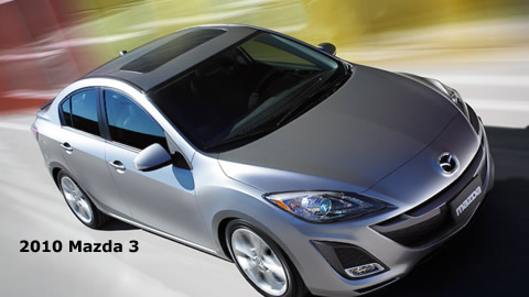 Mazda 3: The Redesign