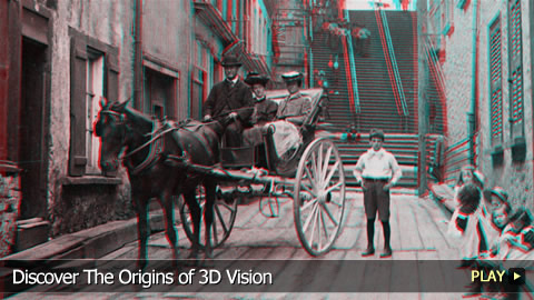 Discover The Origins of 3D Vision