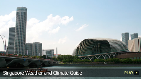 Singapore Weather and Climate Guide