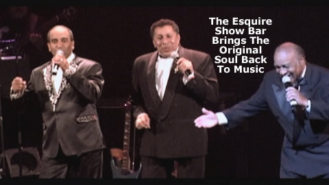 Tribute To The Esquire Show Bar