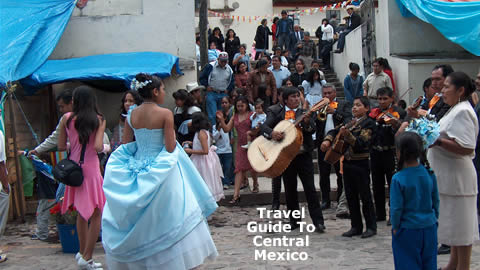 Travel To Central Mexico