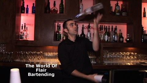 Intro to Flair Bartending