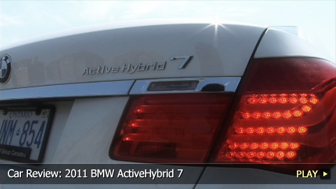 Test Drive: 2011 BMW ActiveHybrid 7