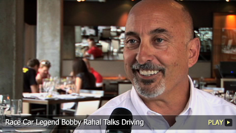 Race Car Legend Bobby Rahal Talks Driving