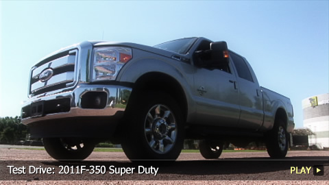 Test Drive: 2011 F-350 Super Duty