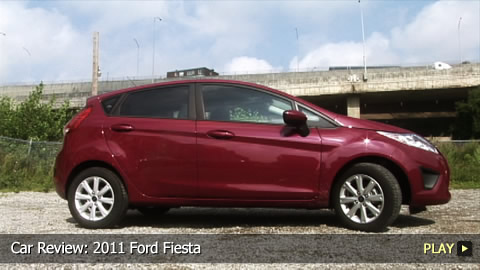 Test Drive: 2011 Ford Fiesta