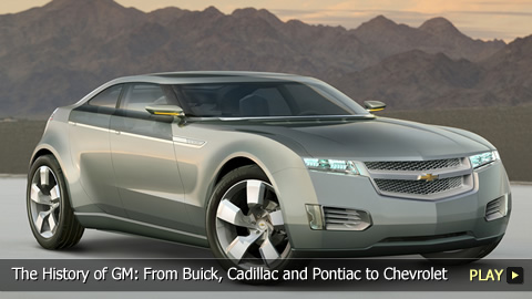 The history of general motors from buick cadillac and for General motors company profile