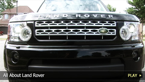 All About The Land Rover