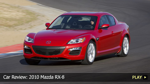 Test Drive: 2010 Mazda RX-8