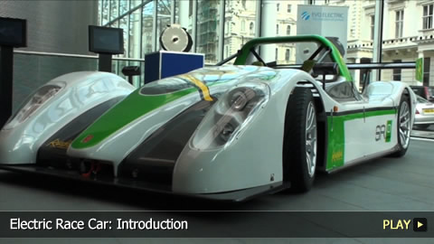 Electric Race Car: Introduction