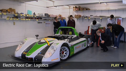 Electric Race Car: Logistics