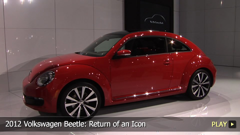 2012 Volkswagen Beetle: Return of an Icon