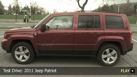 Test Drive: 2011 Jeep Patriot
