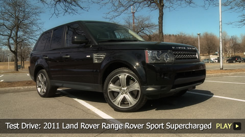Test Drive: 2011 Land Rover Range Rover Sport Supercharged