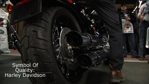 America's Symbol Of The Road: Harley-Davidson