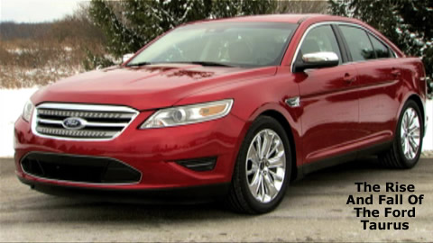 New Redesigned Ford Taurus