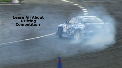 Drifting 101 - Competing