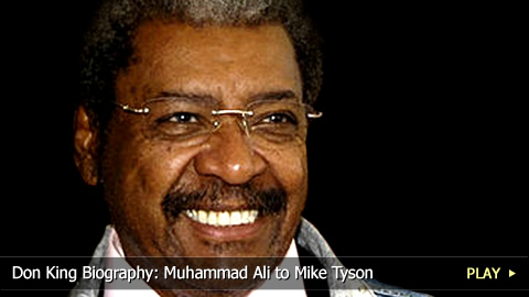 Don King Biography: Muhammad Ali to Mike Tyson