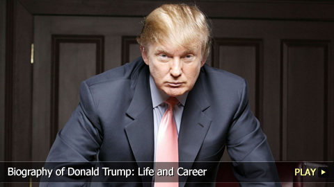Biography of Donald Trump: Life and Career