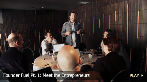 FounderFuel Pt. 1: Meet the Entrepreneurs
