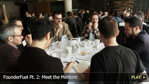 FounderFuel Pt. 2: Meet the Mentors