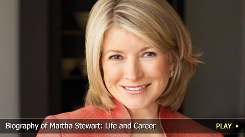 Biography of Martha Stewart: Life and Career