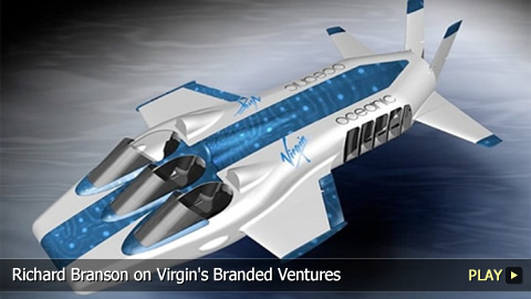Richard Branson on Virgin's Branded Ventures