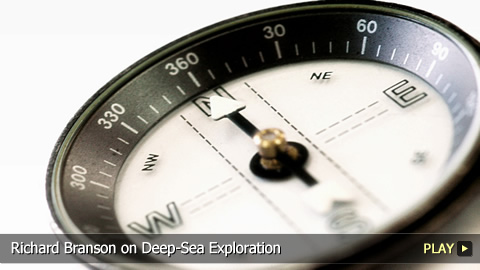 Richard Branson on Deep-Sea Exploration