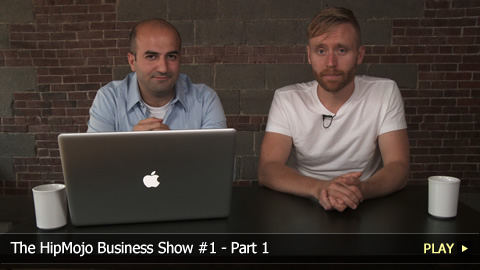 The HipMojo Business Show 1A - CEO Bloggers