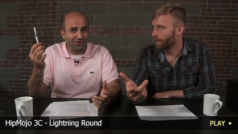 HipMojo 3C - Lightning Round