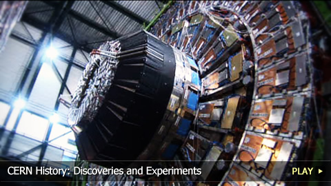 CERN History: Discoveries and Experiments