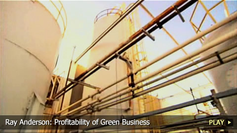 Ray Anderson: Profitability of Green Business