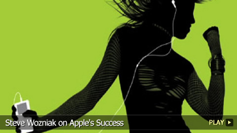 Steve Wozniak on Apple's Success