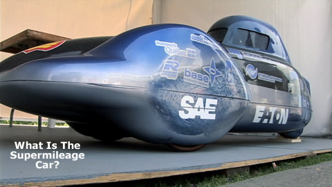 Learn About The Supermileage Car