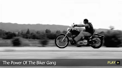 The Power Of The Biker Gang