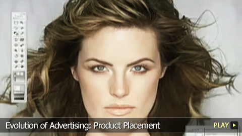 Evolution of Advertising: Product Placement