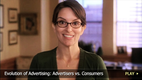 Evolution of Advertising: Advertisers vs. Consumers