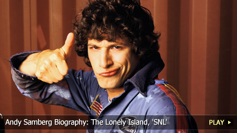 Andy Samberg Biography: The Lonely Island, 'SNL'