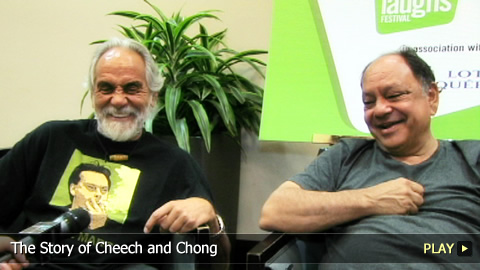 The Story of Cheech and Chong