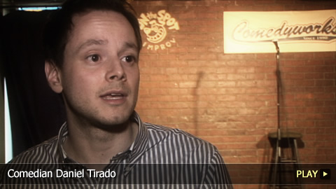 Interview With Comedian Daniel Tirado
