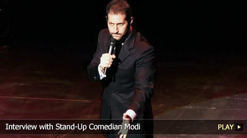 Interview with Comedian Modi