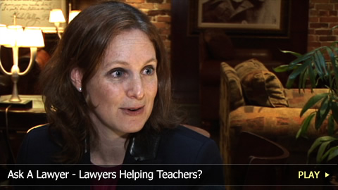 Ask A Lawyer - Lawyers Helping Teachers