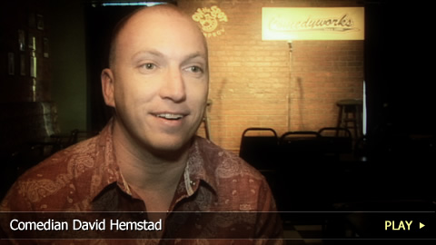 Interview With Comedian David Hemstad