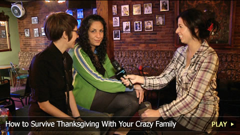 How To Survive Thanksgiving With Your Crazy Family