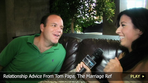 Relationship Advice From Tom Papa, The Marriage Ref
