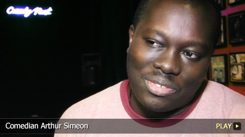 Interview With Comedian Arthur Simeon