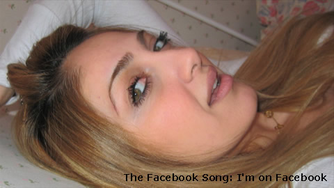 The Facebook Song: I'm on Facebook